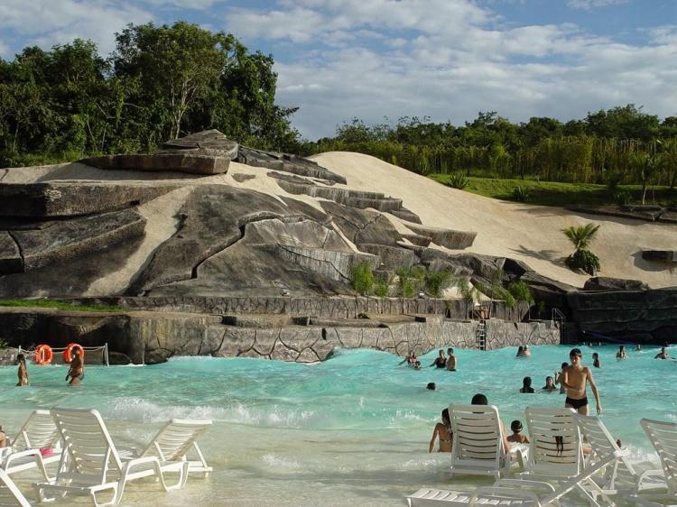 O Rio Quente Resort começa sua programação