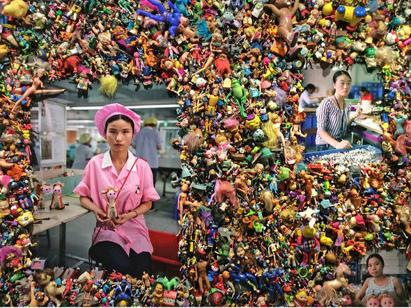 1.600 chineses morrem por dia de tanto trabalhar