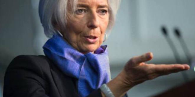 Lagarde alerta países emergentes sobre alta de juros nos EUA