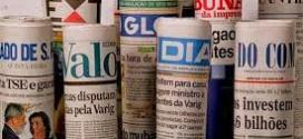 Manchete nos Jornais desta Sexta-Feira, 29 de Maio de 2015
