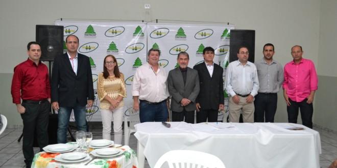 NOVA DIRETORIA E CONSELHEIROS DO SINTRACOOP SÃO PAULO.