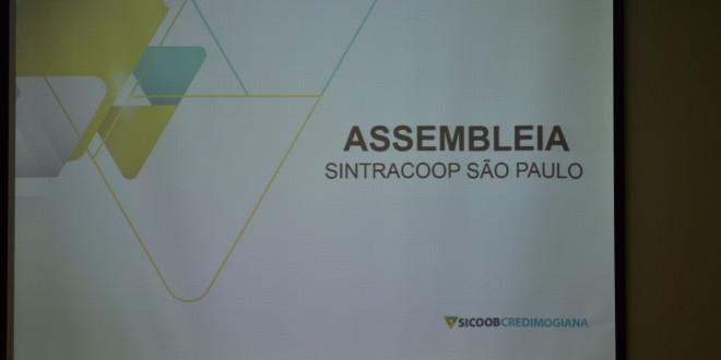 SINTRACOOP SÃO PAULO E Trabalhadores da Credimogiana participam de assembleia