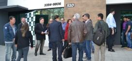 Entidade sindical inaugura sede na região Sul do país